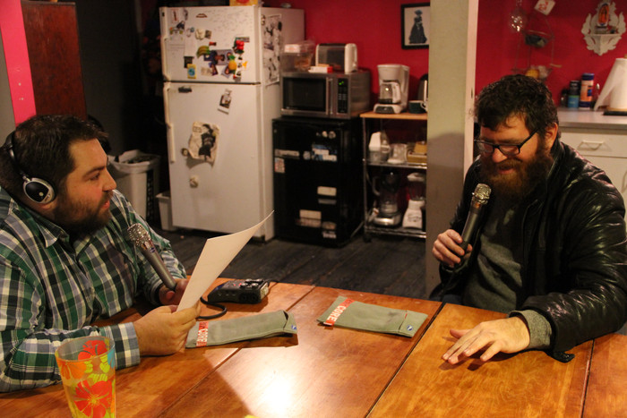 Season Three: Episode 29: Mike Lawrence and Cicero!