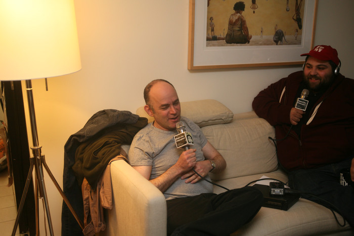 S5: Ep.56: Todd Barry and Francis Bacon