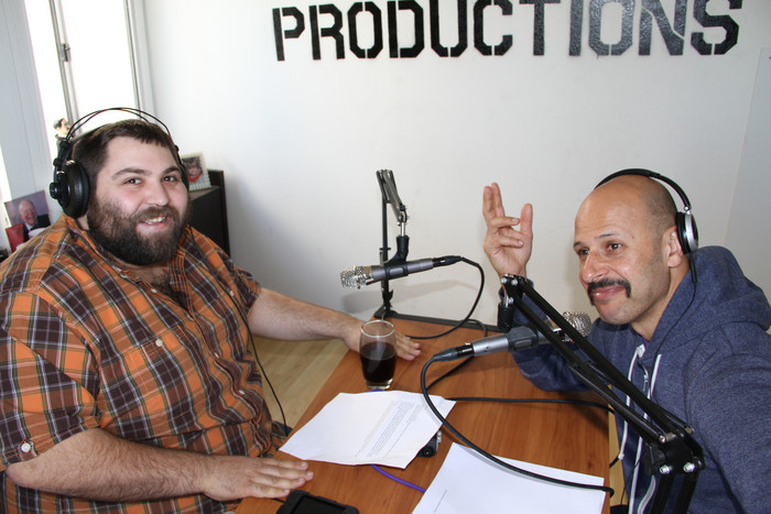 Season Three: Episode 27: Maz Jobrani and Al-Farabi