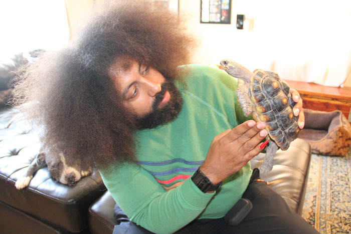 Season Four: Episode 40: Reggie Watts and John Cage