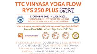 TTC VINYASA YOGA FLOW ONLINE