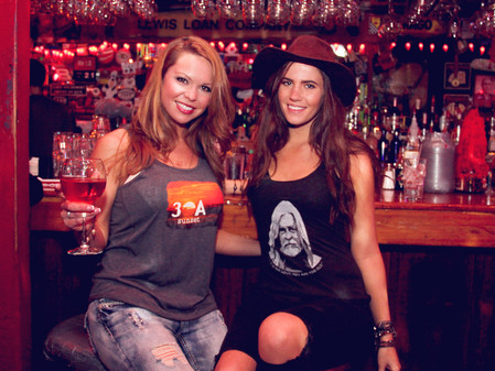 Our 30A Tank Tops at Red Bar, Grayton Beach