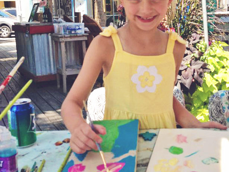 Artists at Gulf Place April, May, and June 2017 Workshops!