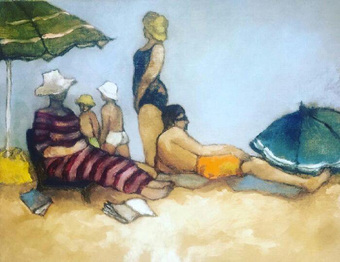 """""""Journée à la plage"""""""