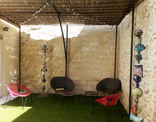 Installation in situ