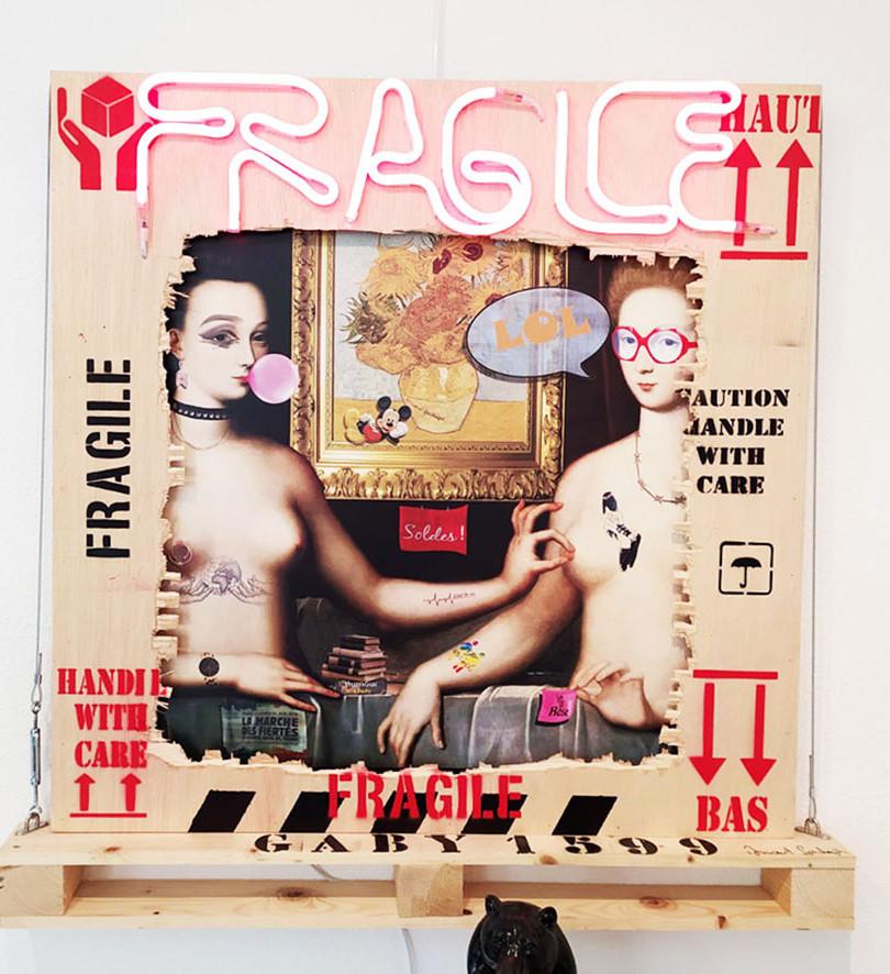 """""""Fragile"""""""