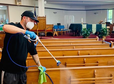 Keeping the Parish Community Safe