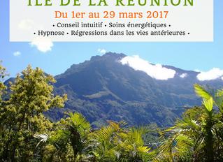 Nos auteurs à la Réunion • mars 2017