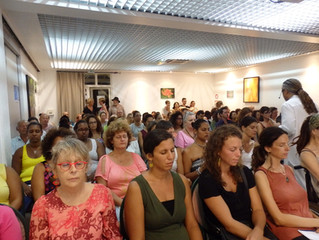 Réunion : conférence sur l'année 2017