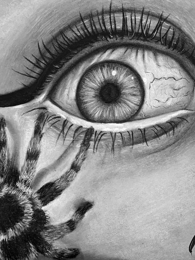 Tarantula Eye