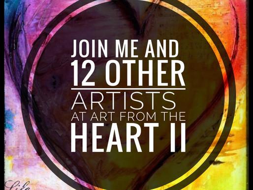 Art From the Heart II