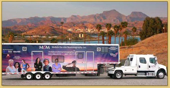 Mobile Onsite Mammography partnership!