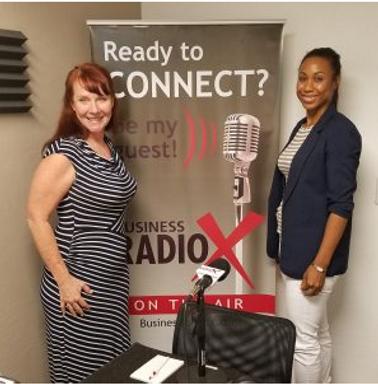 Our thanks to Karen Nowicki and Phoenix Business Radio X