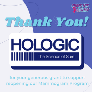 Thank You Hologic