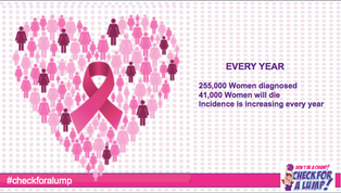 Breast Cancer Awareness is not Breast Cancer Education