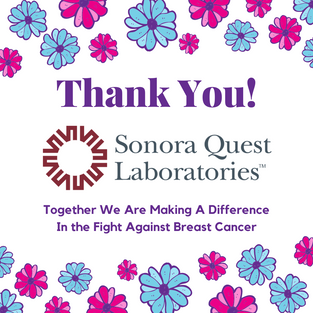 Announcing New Sponsor: Sonora Quest Laboratories