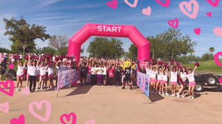 Wow! What an incredible PINK OUT 5K!!!!