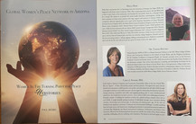 Founder, Holly Rose, honored with the Herstory Award