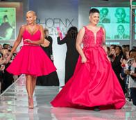 Fashionably Pink