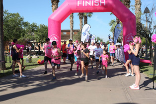 PINK OUT 5K 2021 Results