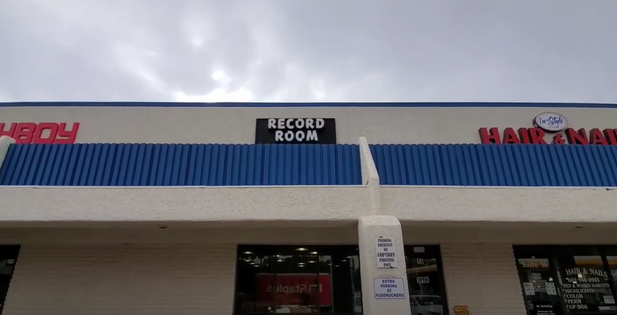 The Record Room - video