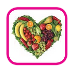 fruits, veggies, greens, immune system, healthy heart, nutrition, healthy, diet