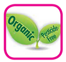 organic, pesticide free, leaves, green, organic