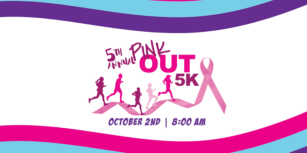 PINK OUT 5k Booth Application