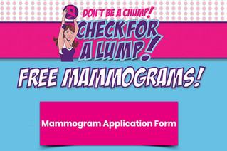Need a mammogram?