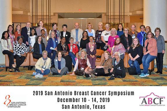 Alamo Breast Cancer Foundation Advocate Program