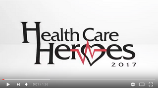 Video for Health Care Hero Award
