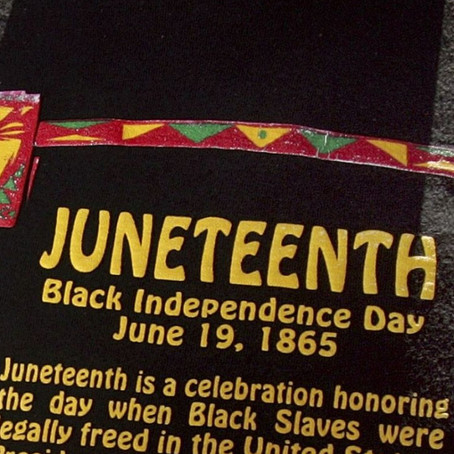 Happy Juneteenth✊🏿