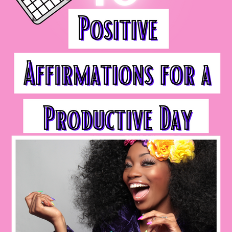 15 Positive Affirmations for Your Life