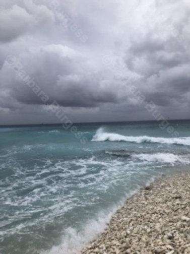 Storm on an Island