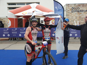Champion de France de Run & Bike !
