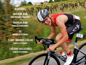 Annulation triathlon St Julien 2020…