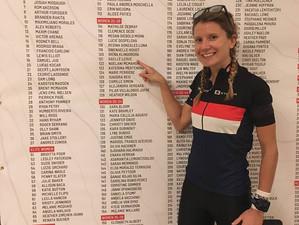 """Le récit de notre World Champion, j'ai nommé Gaëlle """"la gazelle"""" du Tri Véloce !"""