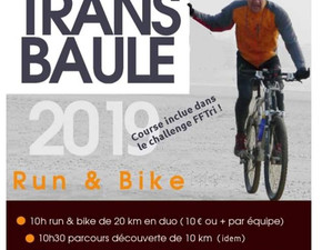 Bike and Run TRANSBAULE 2019