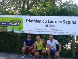 Triathlon du Lac des Sapins
