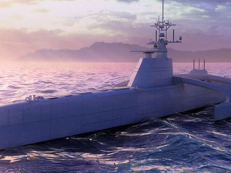 The Future of Naval Warfare with Unmanned Maritime Systems