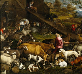 The_Animals_Entering_Noah's_Ark_1570s_Ja