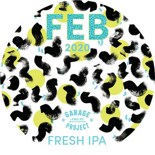 Garage Project Fresh Feb can & tap handle