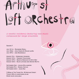 Arthur Street Loft Orchestra Posters