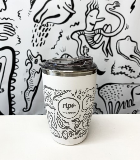 Ripe Coffee Graphic design & Illustration