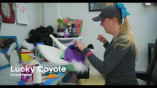 Lucky Coyote - Fursuit Maker