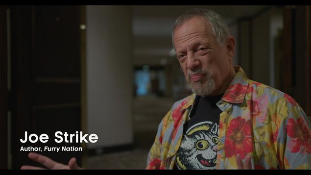 Joe Strike historical author of Furry Nation