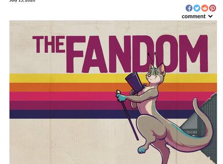CSIndy features The Fandom