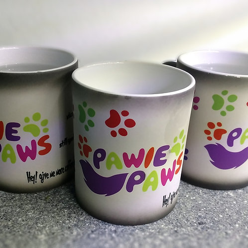 Magic Pawie Paws Coffee Cup