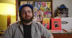 Summer Otter - Furry Librarian