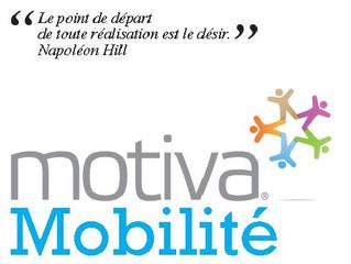 """Plaquette """"Motiva Mobilité"""""""